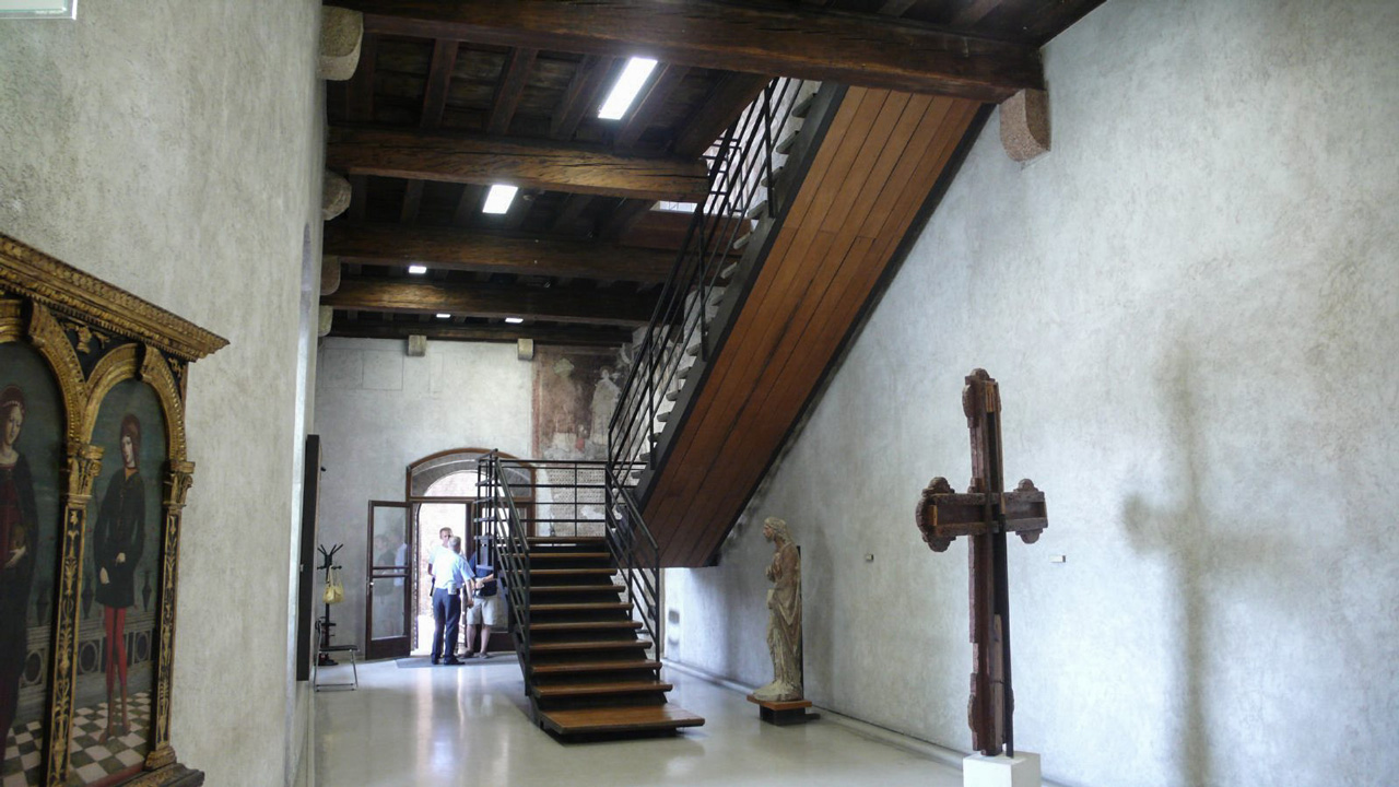 Carlo Scarpa museum