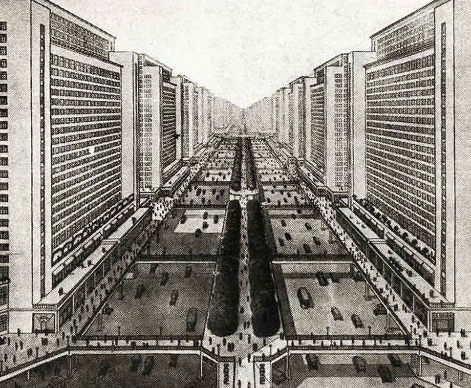 Modernism in Urban Planning