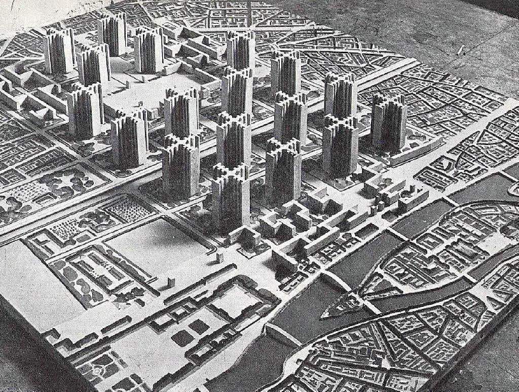 Evolution of urban Planning