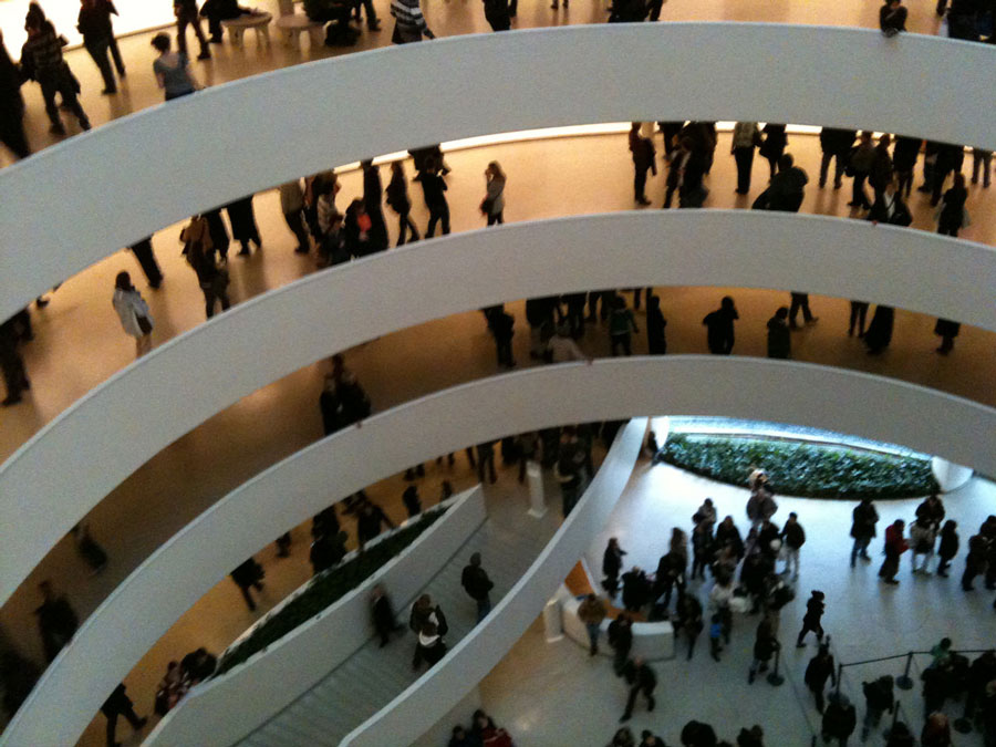 Guggenheim-New-York