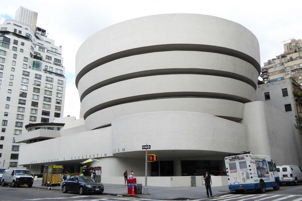Guggenheim-Museum-New-York-FLW