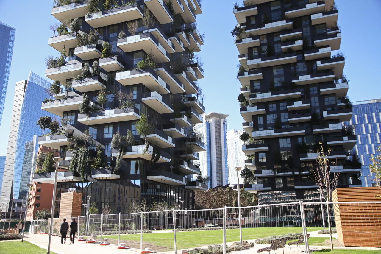 Bosco verticale Milano