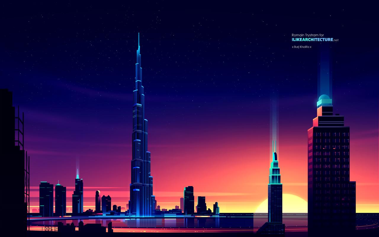 Burj-Khalifa-Dubai-ILikeArchitecture