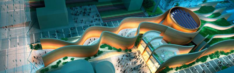 Emirati-Arabi-Uniti pavillion
