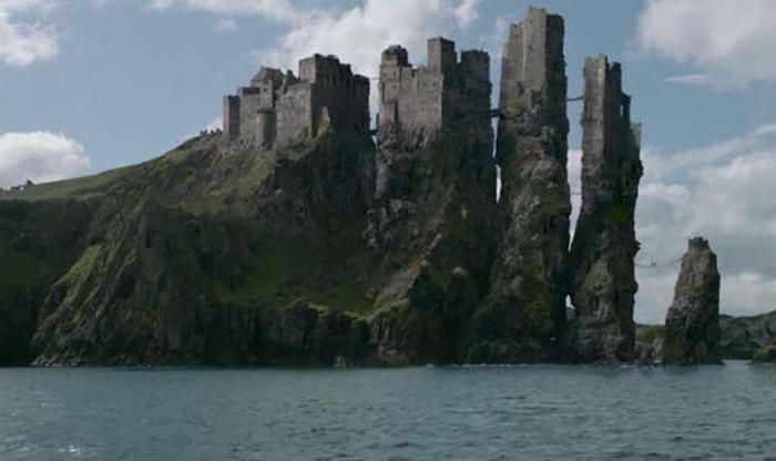 Pyke of House Greyjoy