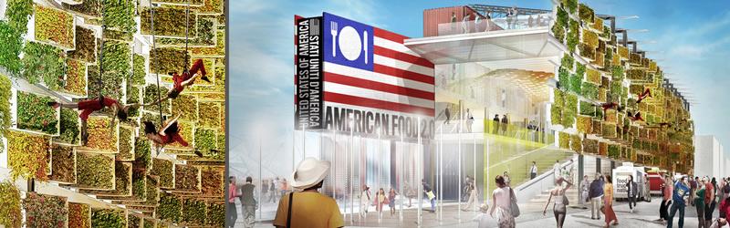 United-States-of-America pavillion
