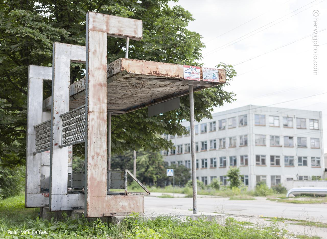 sovietbusstop