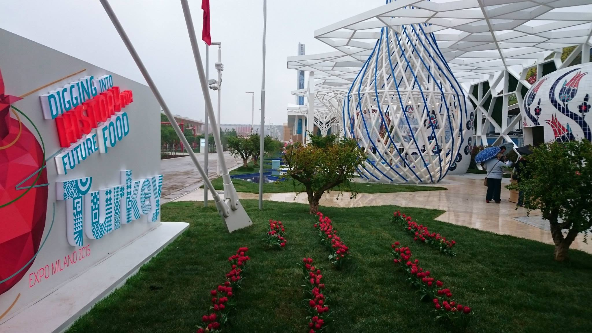 Turkey Pavilion
