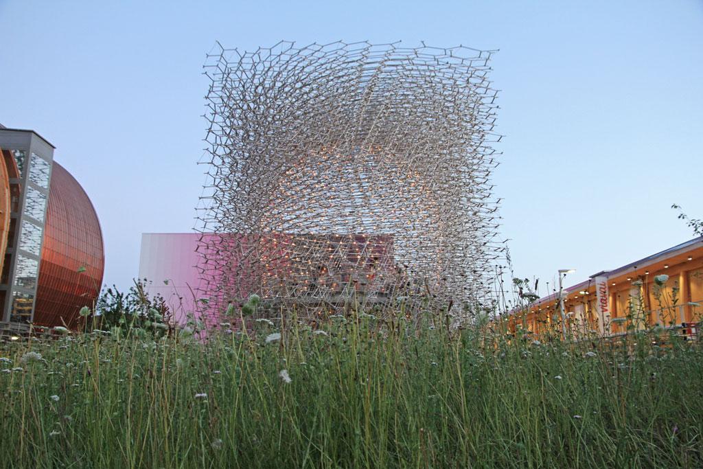 UK Pavilion - EXPO Milano 2015
