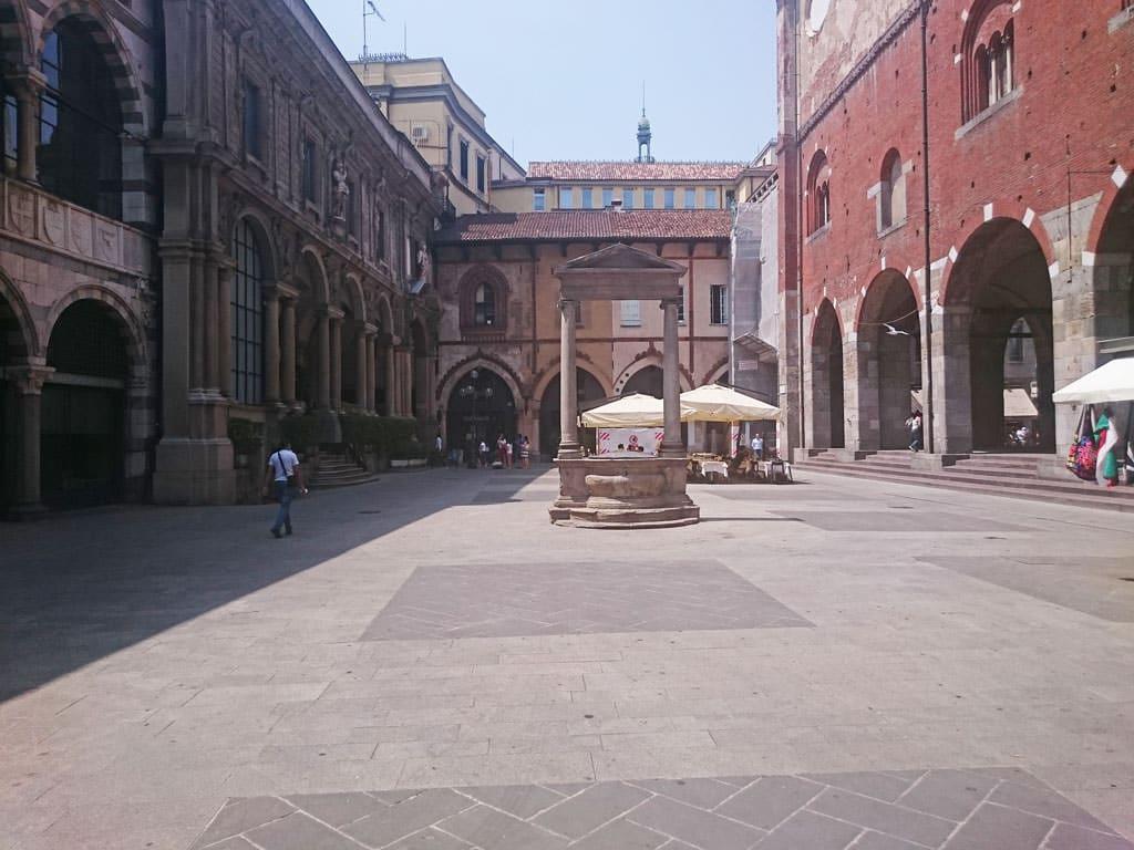 Arengario Milano