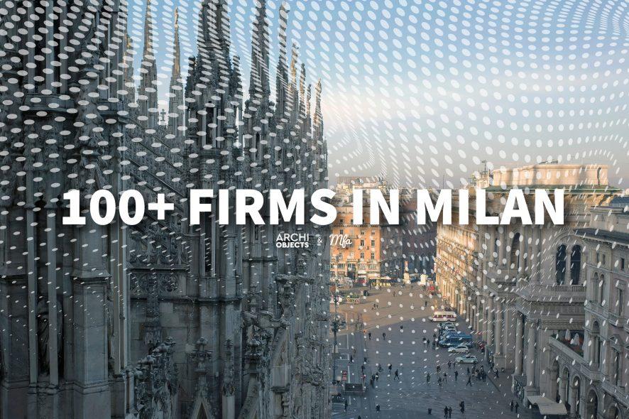 Architecture firms Milan