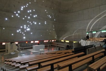 church le corbusier