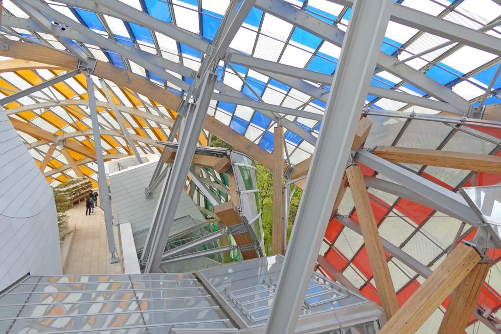Daniel Buren Art Installation