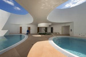 La Esperanza School Therapeutic Pools