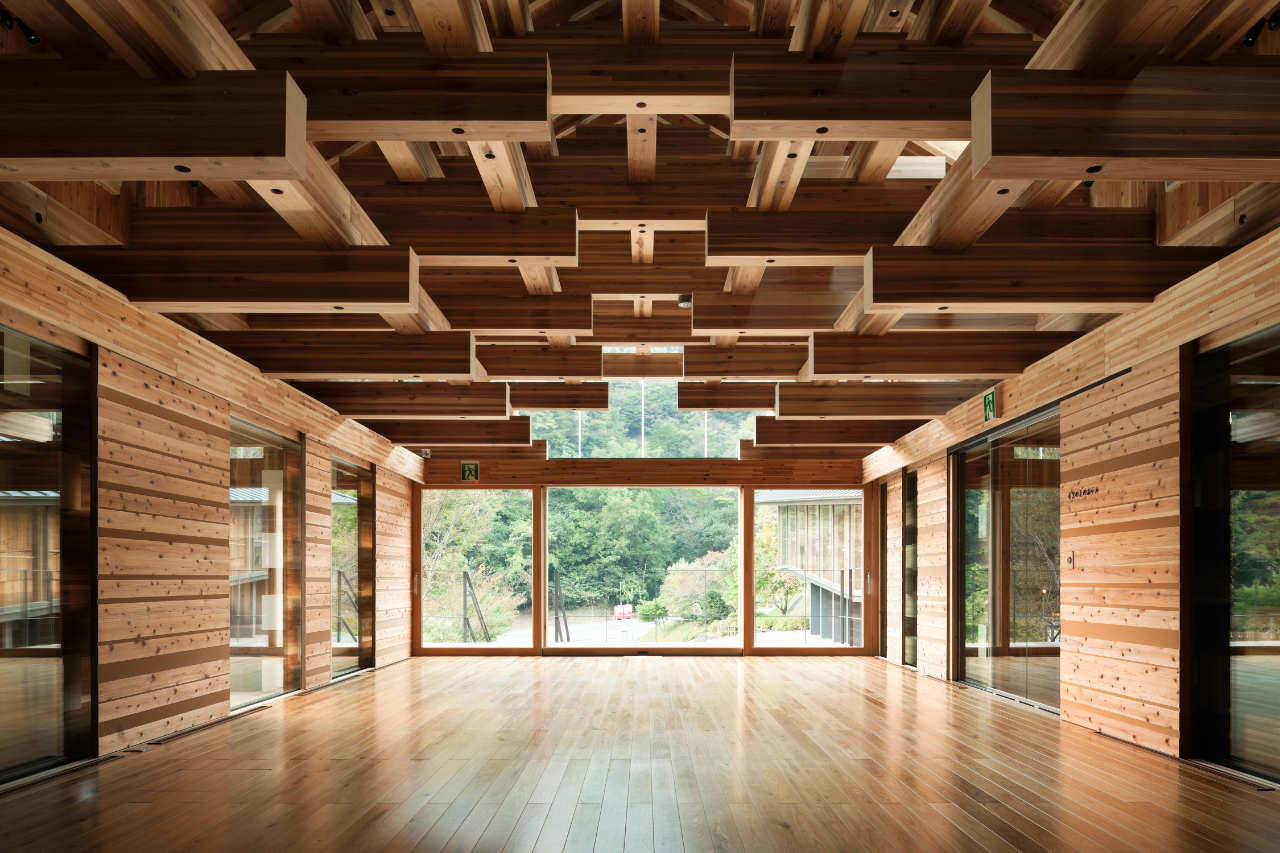 Yusuhara Wooden Bridge Museum