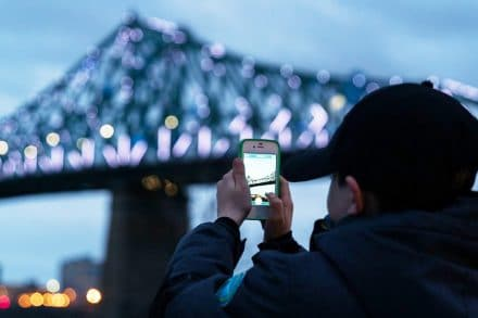 the World's Most Connected Bridge