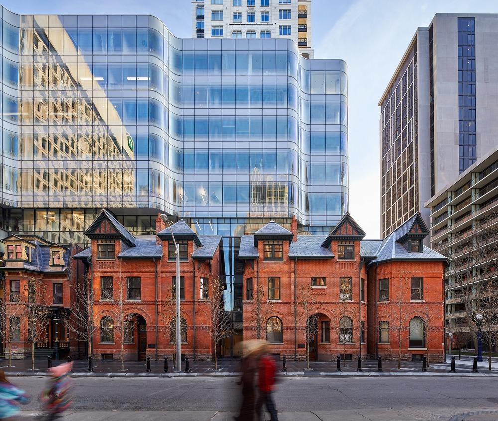 Thomas Building Toronto