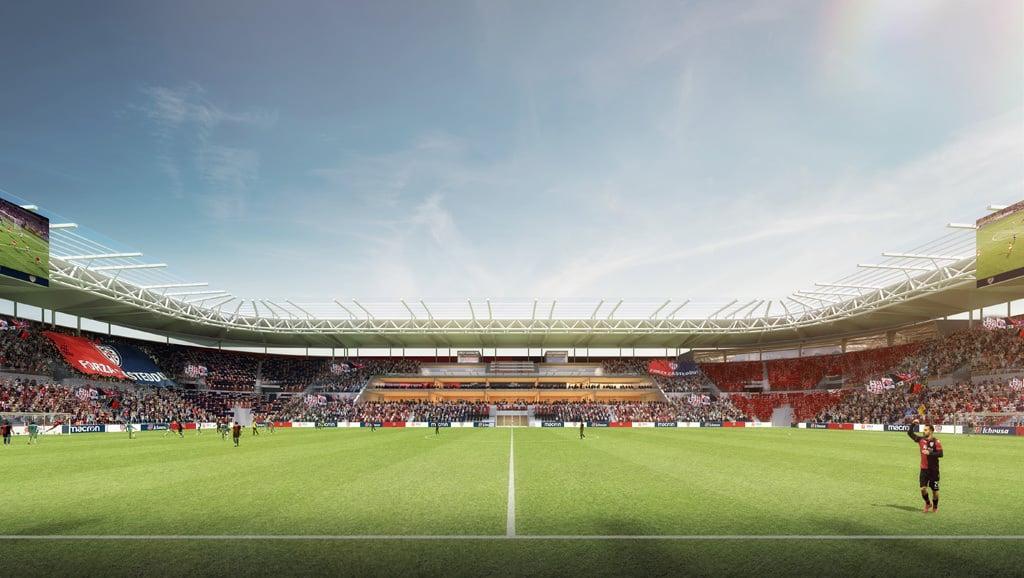 Cagliari Calcio Stadium