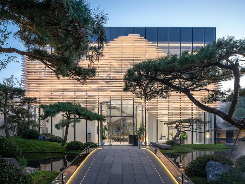 Shanxiao Sales Pavilion