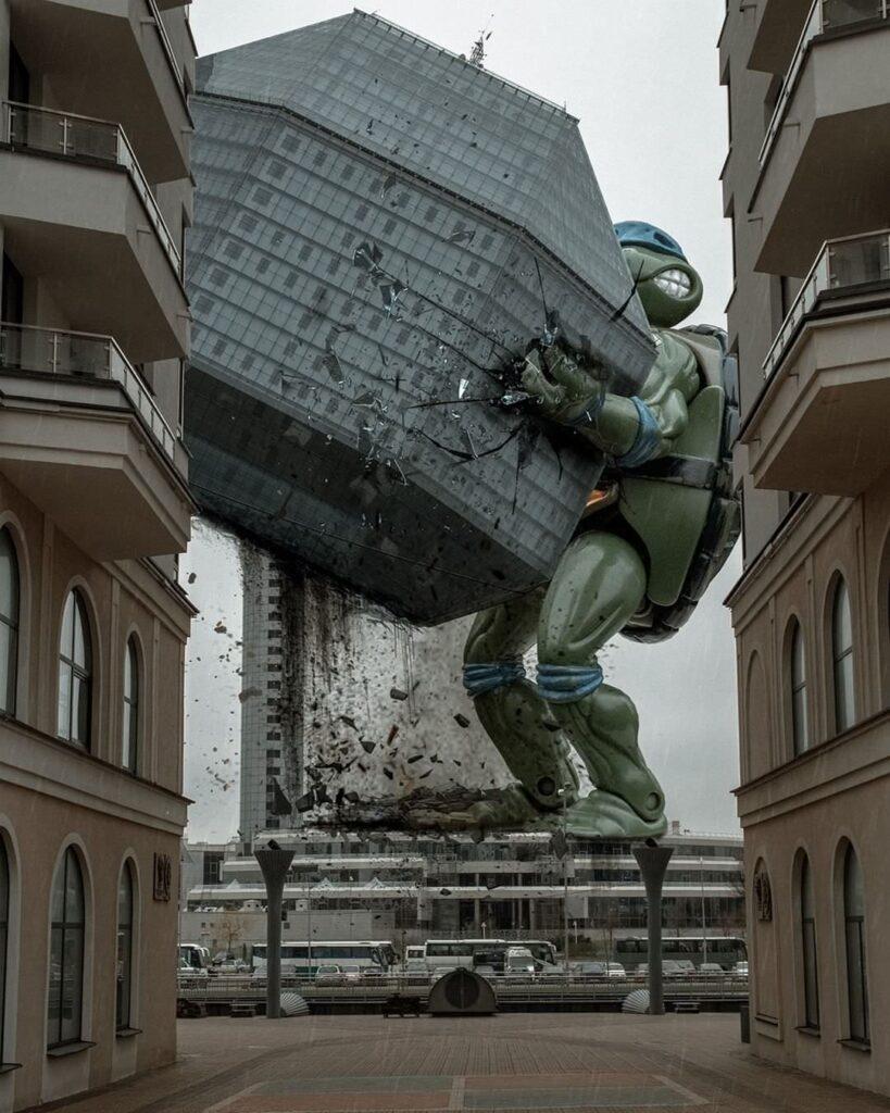 Soviet architecture of Minsk